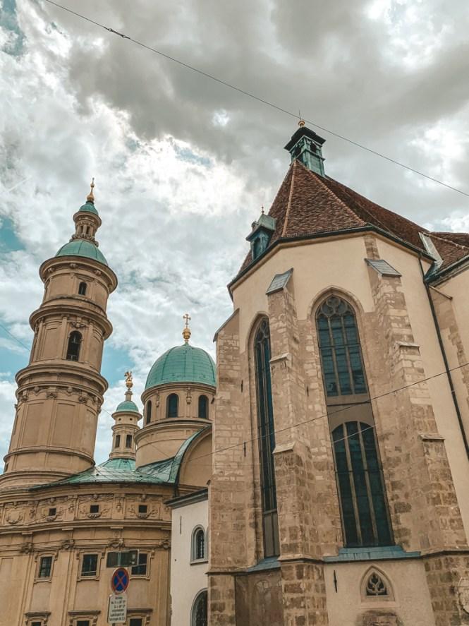 graz österreich mausoleumskirche