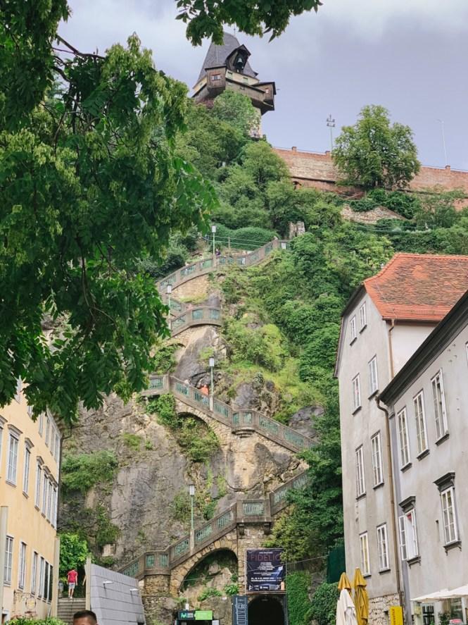 schlossberg treppe