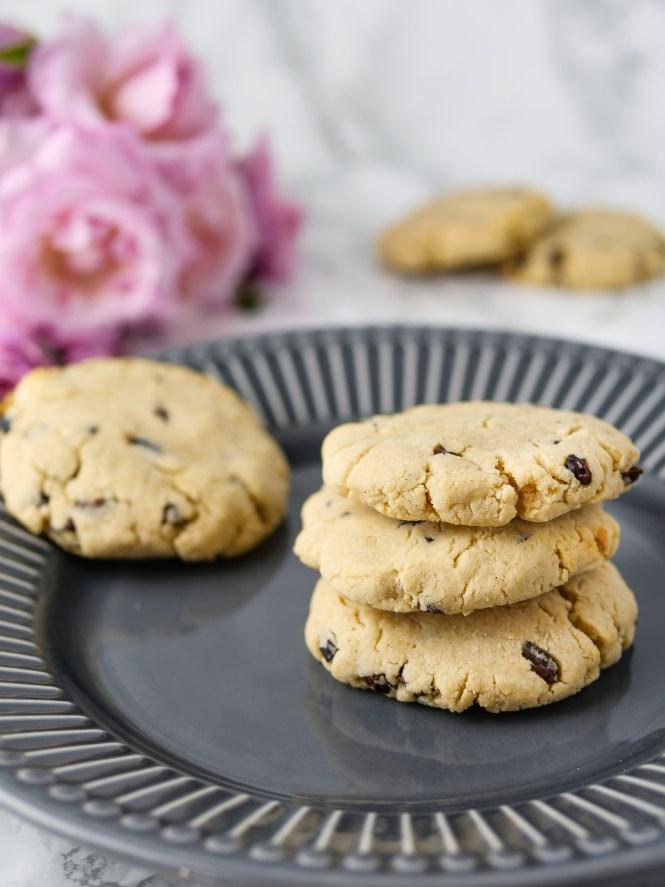 cookies rezept einfach low carb vegan