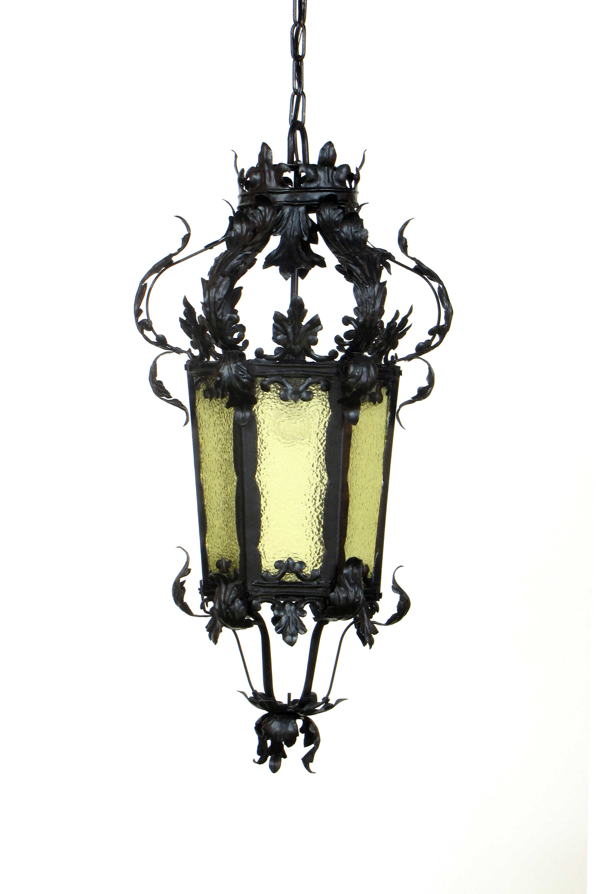 Gold French Crystal Chandeliers