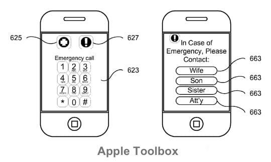 Apple Apple improves access to emergency contact information