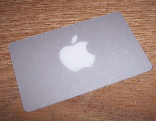 Merry Christmas Vol 3 Apple Store Gift Card