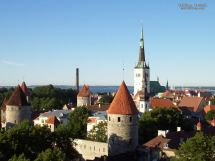 Tallin Estonia Apple Traveler