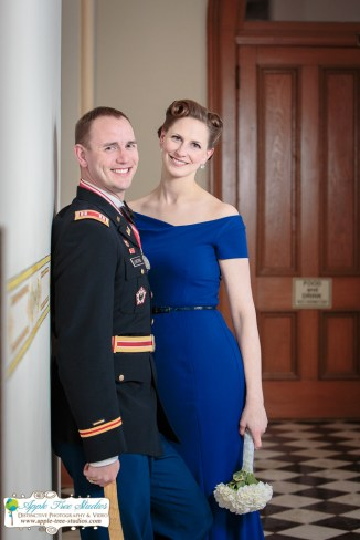 Crown Point Military Wedding-22