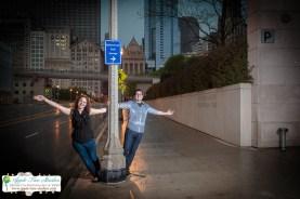 Millenium Park Chicago Engagement Photos-18