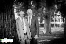 Grant Park Rose Garden Chicago Wedding-4