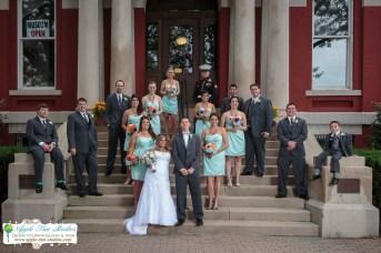 Radisson Hotel Merrillville Wedding20