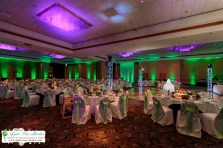 Radisson Hotel Merrillville Wedding28