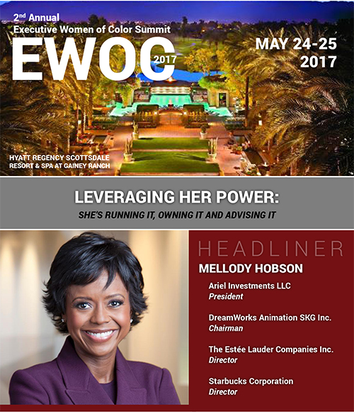 Executive Women of Color Summit 2017
