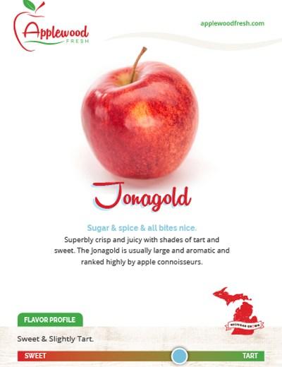 Jonagold Sell Sheet