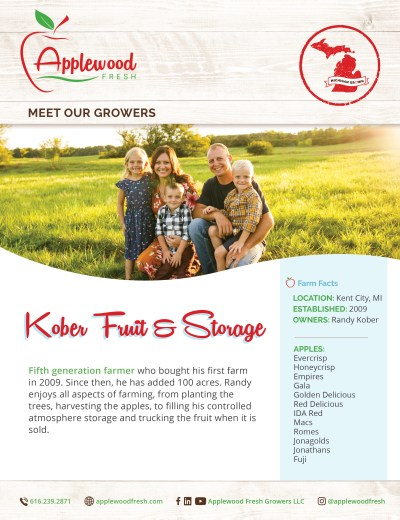Kober Fruit and Storage