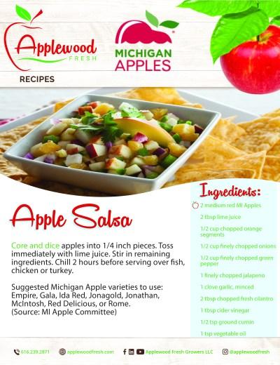 Apple Salsa