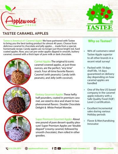 Tastee Apple Program