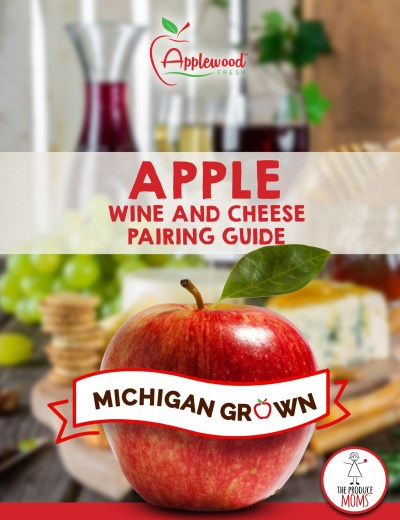 Apple, Wine and Cheese Pairing Guide