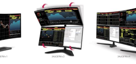 LG monitor 34UC87M
