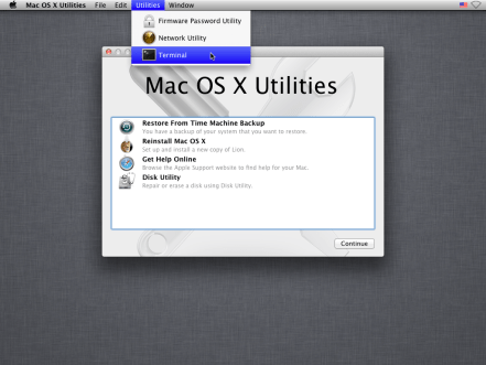 OSX_Recovery