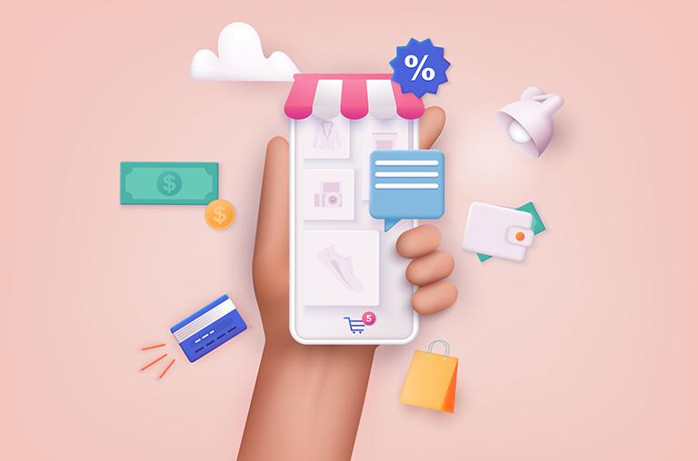 スマホアプリの小売業・サービス業界への導入事例をご紹介!