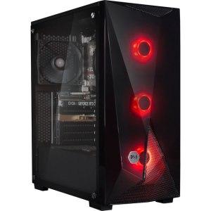 3XS 3XS-102181 Gaming Desktop in Black