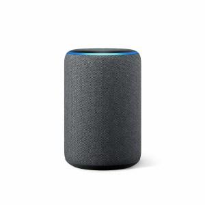 Amazon Echo 3rd Gen - Smart Speaker with Alexa - Charcoal Fabric