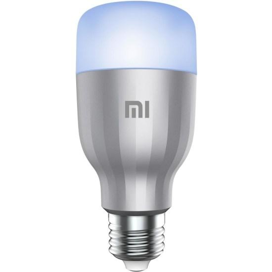 Xiaomi LED Smart Colour Wifi Bulb with E26 ending - Alexa & Google Home Compatible