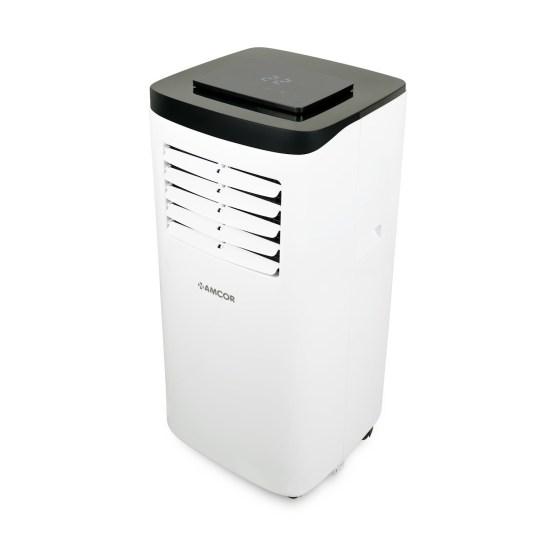 GRADE A2 - Amcor SF8000E Portable Air Conditioner for rooms up to 18 sqm