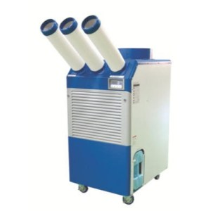 TC35 Industrial 32000 BTU 9.4 kw Portable Commercial Air Conditioner up to 80 sqm