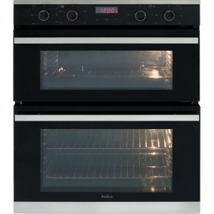 Amica ADC700SS Built Under Double Oven in Stainless Steel
