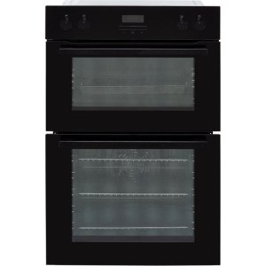 AEG DEE431010B Integrated Double Oven in Black