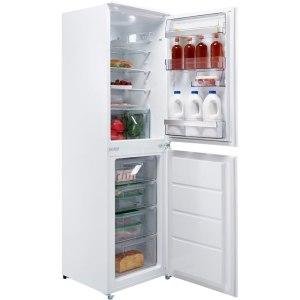 AEG SCB6181VLS Integrated Fridge Freezer in White