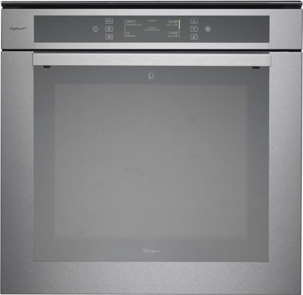 Whirlpool AKZM6692/IXL Integrated Single Oven in Stainless Steel