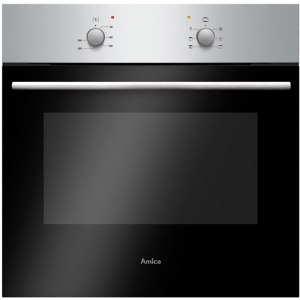 Amica ASC420SS Integrated Single Oven in Stainless Steel