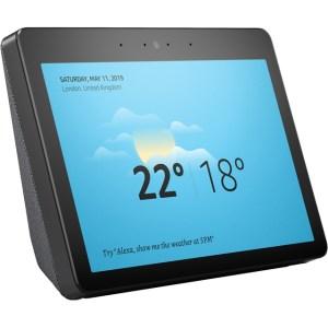 Amazon Echo Echo Show (2nd Gen) Smart Speaker B0793G9T6T Smart Speaker in Black
