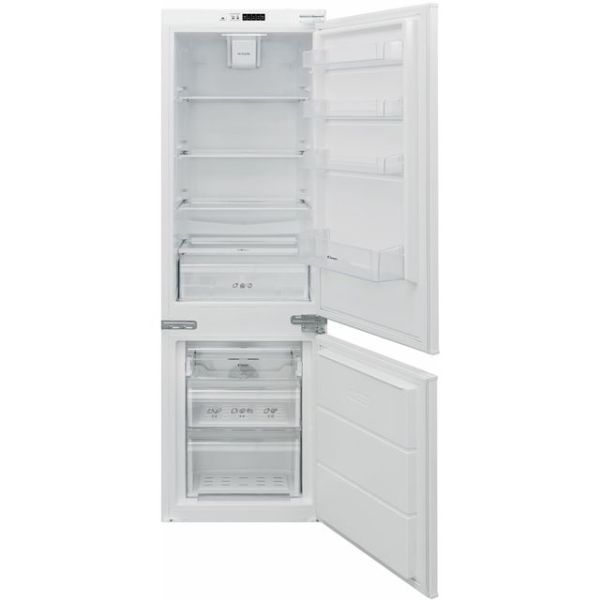 Candy BCBF174FTK Integrated Fridge Freezer Frost Free in White