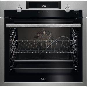 AEG BCS556020M Integrated Single Oven in Black