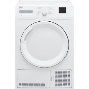 Beko DTGC10000W Free Standing Condenser Tumble Dryer in White