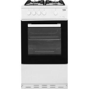 Beko KSG580W Free Standing Cooker in White