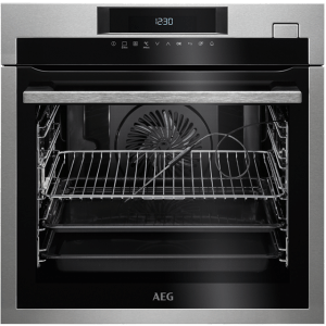 AEG Mastery BSE782320M Integrated Single Oven in Stainless Steel