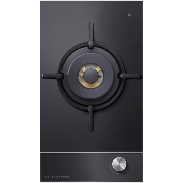 Fisher & Paykel CG301DLPGB1 Integrated Gas Hob in Black