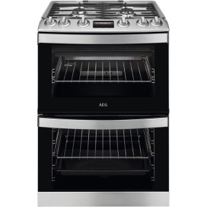 AEG CGB6133CCM Free Standing Cooker in Stainless Steel