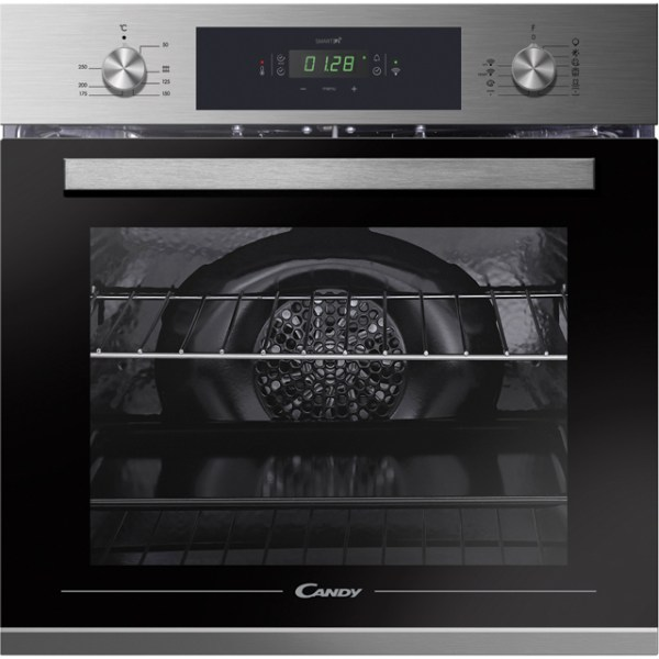 Candy FCP815X E0/E Integrated Single Oven in Stainless Steel