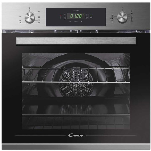 Candy FCXP825X E0/E Integrated Single Oven in Stainless Steel