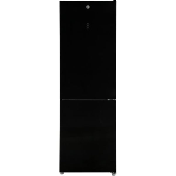 Hoover HFGD6182WB Free Standing Fridge Freezer Frost Free in Black