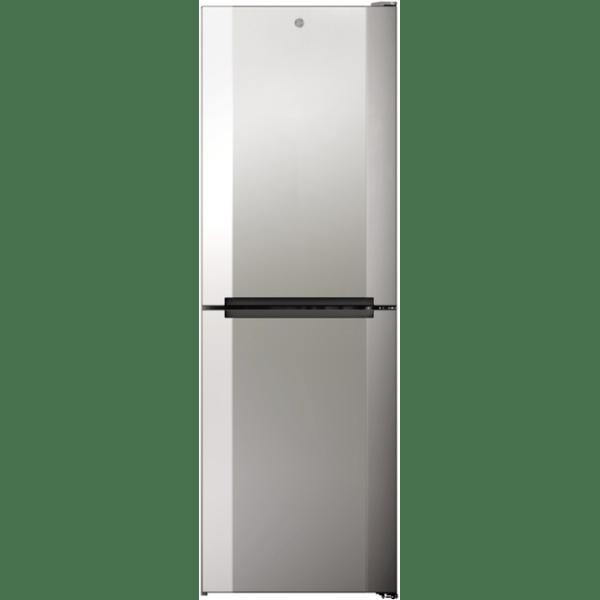 Hoover HMNB6182X5K Free Standing Fridge Freezer Frost Free in Stainless Steel