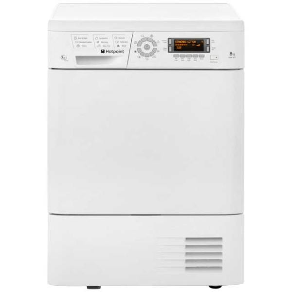 Hotpoint TDHP871RP Free Standing Heat Pump Tumble Dryer in White
