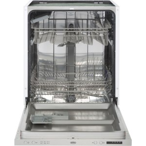 Belling IDW60 Integrated Dishwasher in Stainless Steel