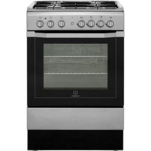 Indesit I6G52X Free Standing Cooker in Stainless Steel