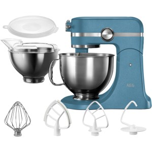 AEG Ultramix KM5560 Food Mixer in Blue