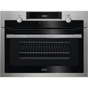AEG KME565000M Integrated Single Oven in Stainless Steel