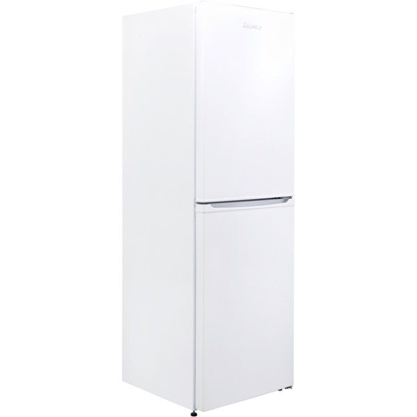 Lec TF55179W Free Standing Fridge Freezer Frost Free in White