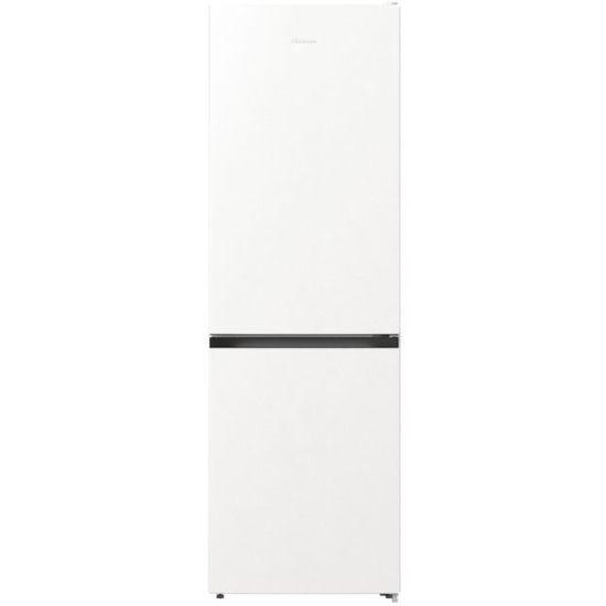 Hisense RB388N4AW10UK Free Standing Fridge Freezer Frost Free in White